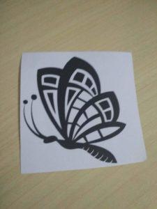 Etiquetas Transparentes para imprimir